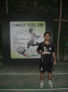 Man of the tournament -Emdad (95-01)
